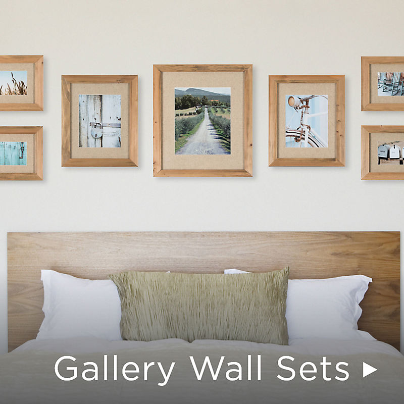 Gallery Wall Sets
