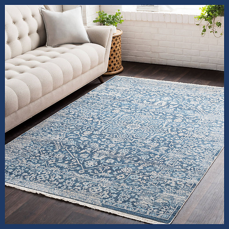 All Area Rugs 25% Off with code