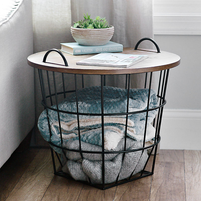 Select Basket Tables Now $49