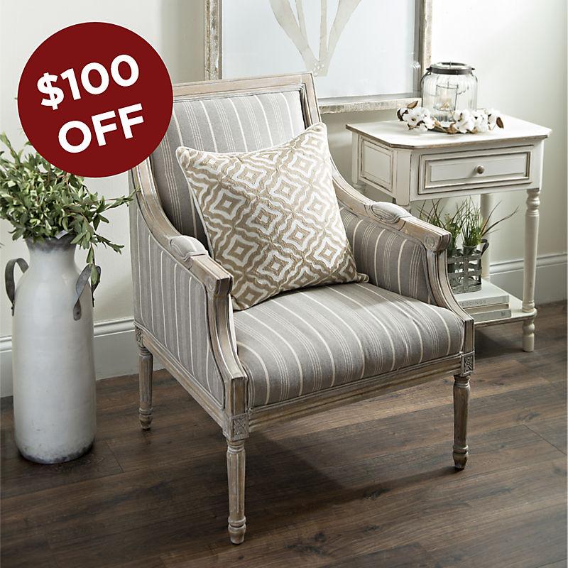 $100 Off McKenna Chairs Now $299.99