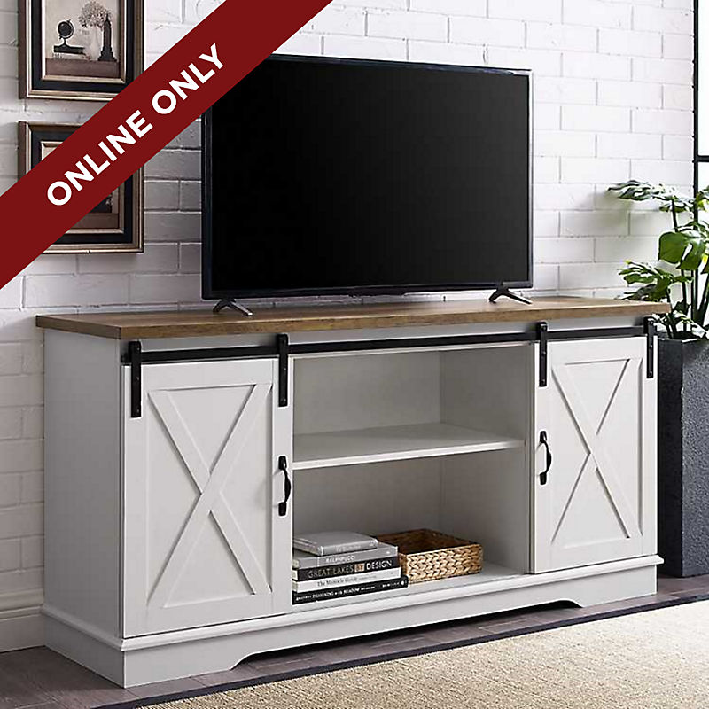 Online Only Media Furniture Up to 20% Off