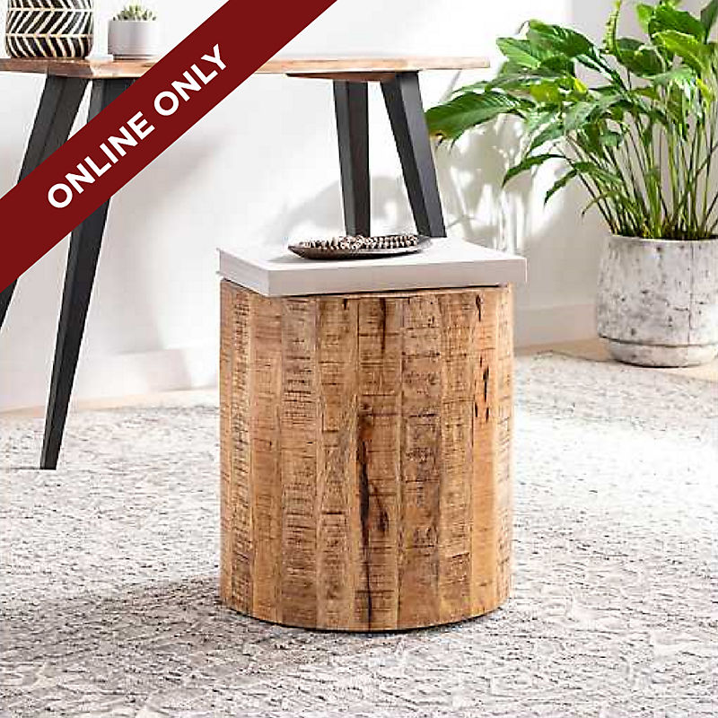Online Only Accent Tables Up to 20% Off
