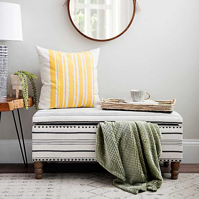 Benches & Ottomans Up to 25% Off