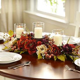 Floral Candle Centerpieces Kirklands