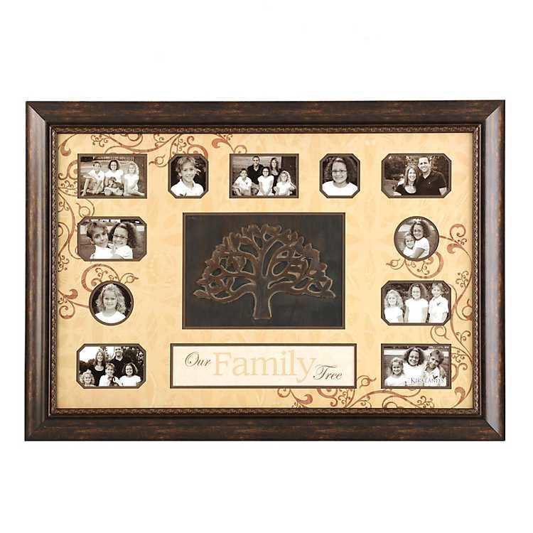 Family Tree Collage Photo Frame Kirklands