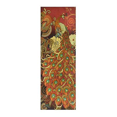 Zentangle Peacock I Canvas Art Print Kirklands