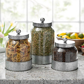 Kitchen Canisters Canister Sets Kirklands