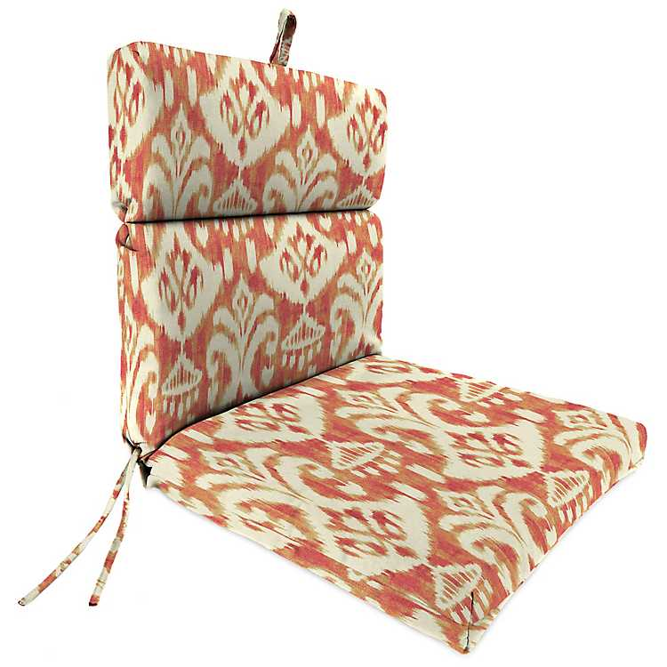 Coral Rivoli Outdoor Dining Chair Cushion Kirklands
