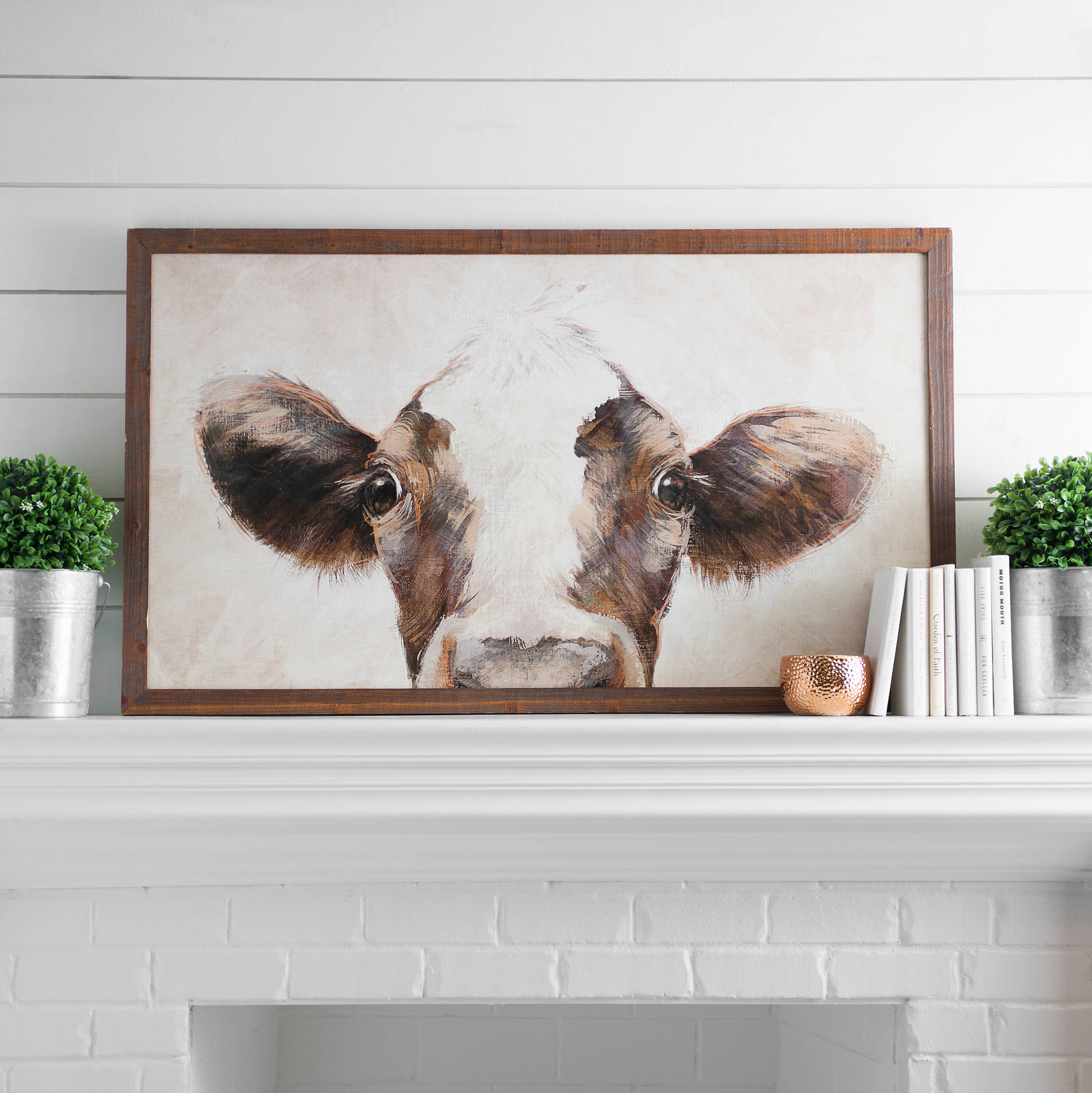 Shop Chocolate Milk Framed Art Print from Kirkland's on Openhaus