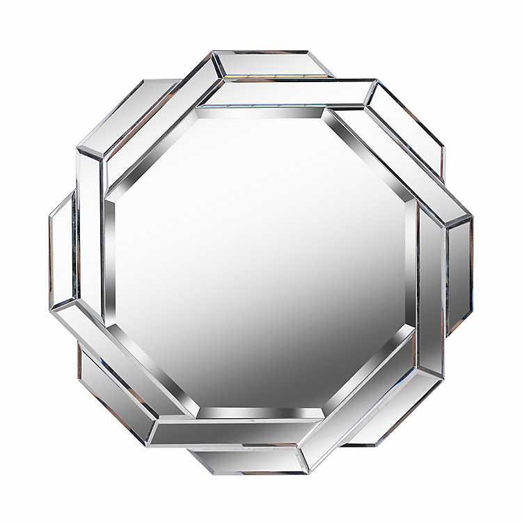 Junction Celtic Knot Mirrored Frame Mirror Kirklands