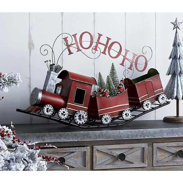 Ho Ho Ho Christmas Decoration  from images.kirklands.com