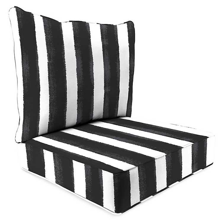 Nico 2 Pc Deep Seat Outdoor Cushion