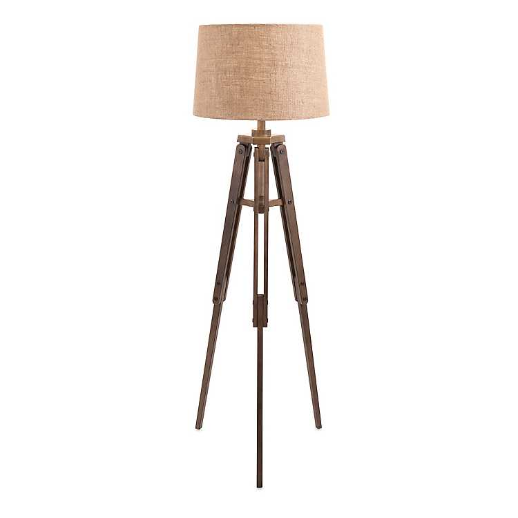 Tripod Floor Lamp Kirklands