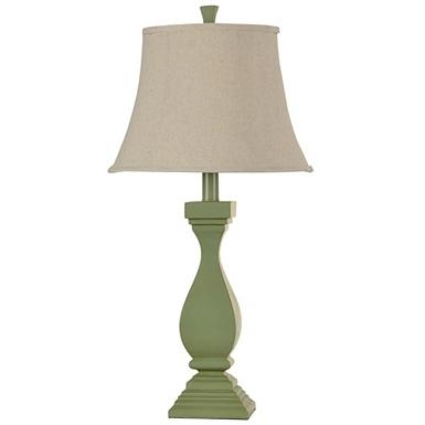 Blue Glass Globe Table Lamp Kirklands