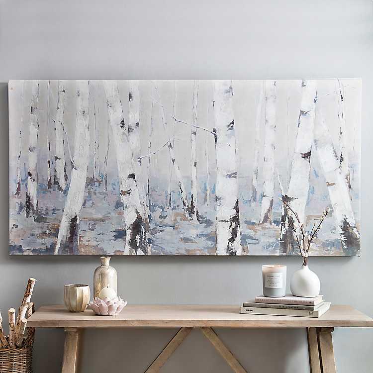 Lost In The Woods Canvas Art Print Kirklands