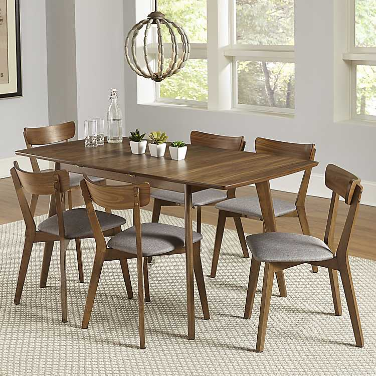 Archer Erfly Leaf Dining Table, Dining Room Table With Leaf