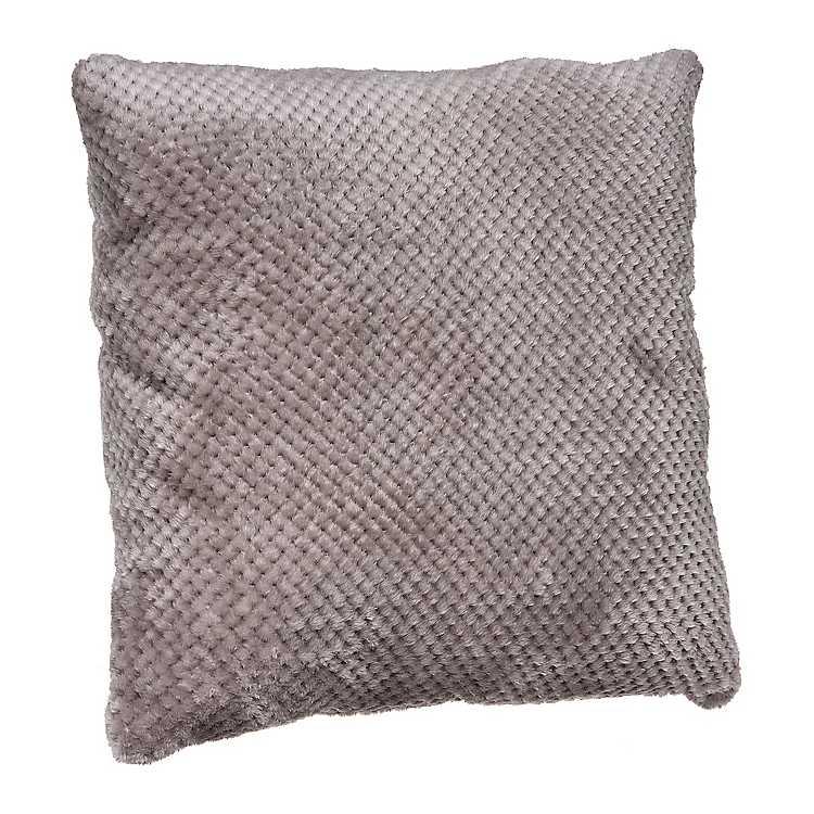 Gray Heavenly Pillows Set Of 2 Kirklands
