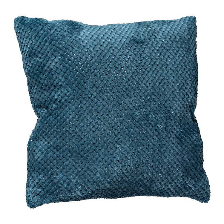 real teal heavenly pillows set of 2