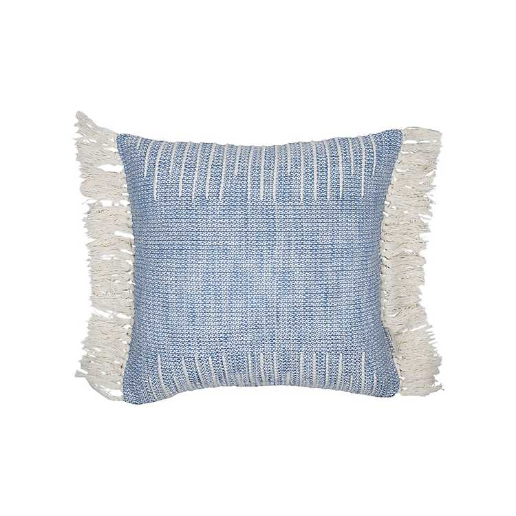 Fletcher Hand Woven Accent Pillow Kirklands