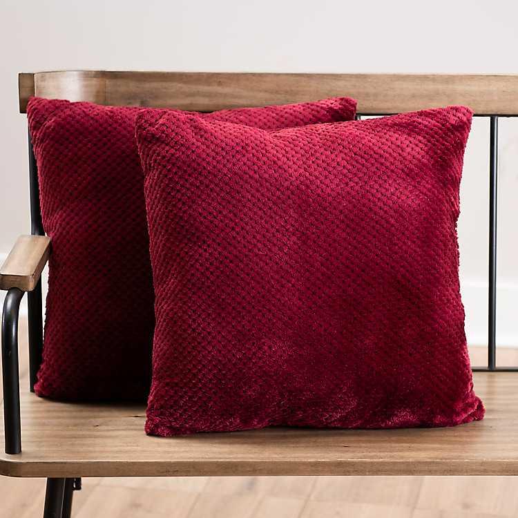 Cordovan Heavenly Pillows Set Of 2 Kirklands
