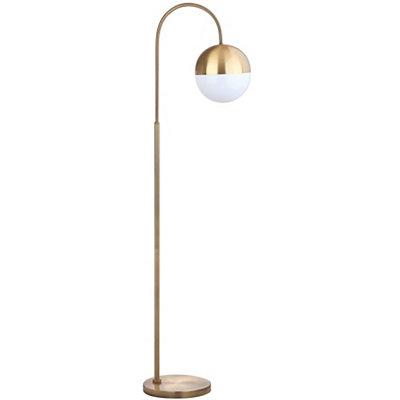 Kirkland Sgold Globe Floor Lamp Dailymail