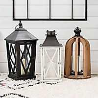 Mason Jar Vase Runner Set