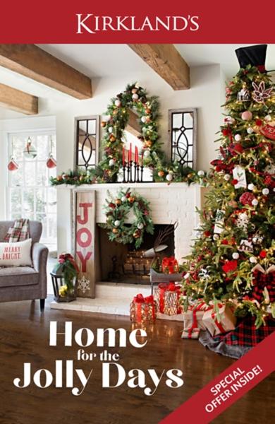 Christmas Catalog Kirklands