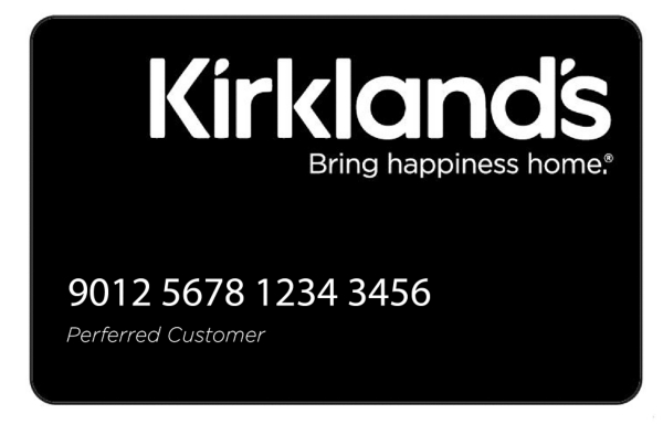 Image of Kirklands Credit Card