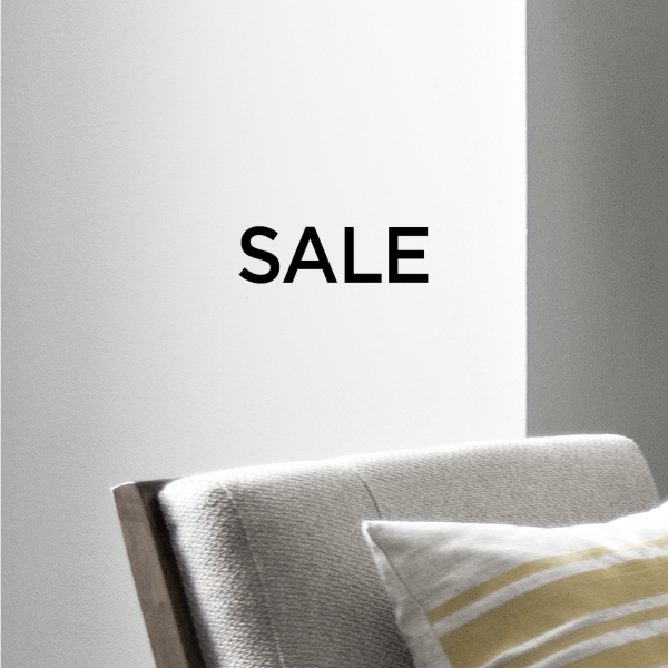 A room of sale items