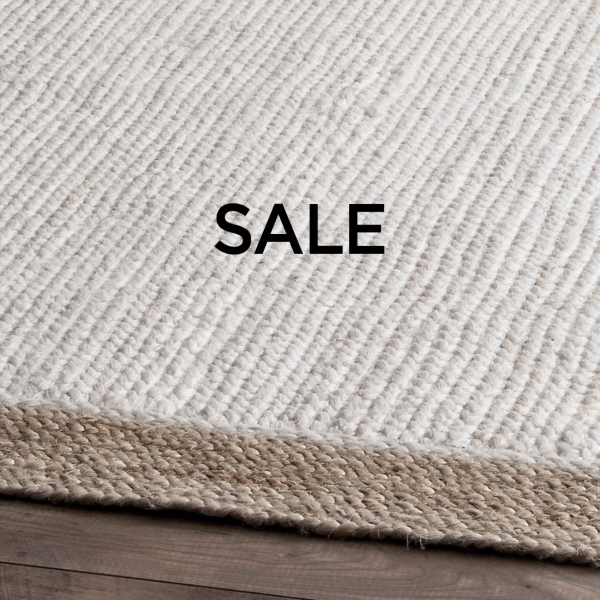 Shop our sale rugs and curtains to find the best deals