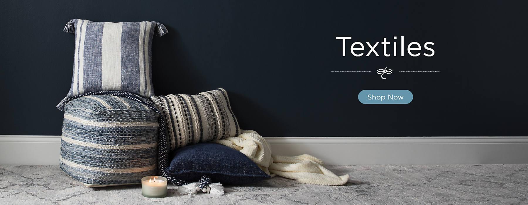 Textiles Shop Now