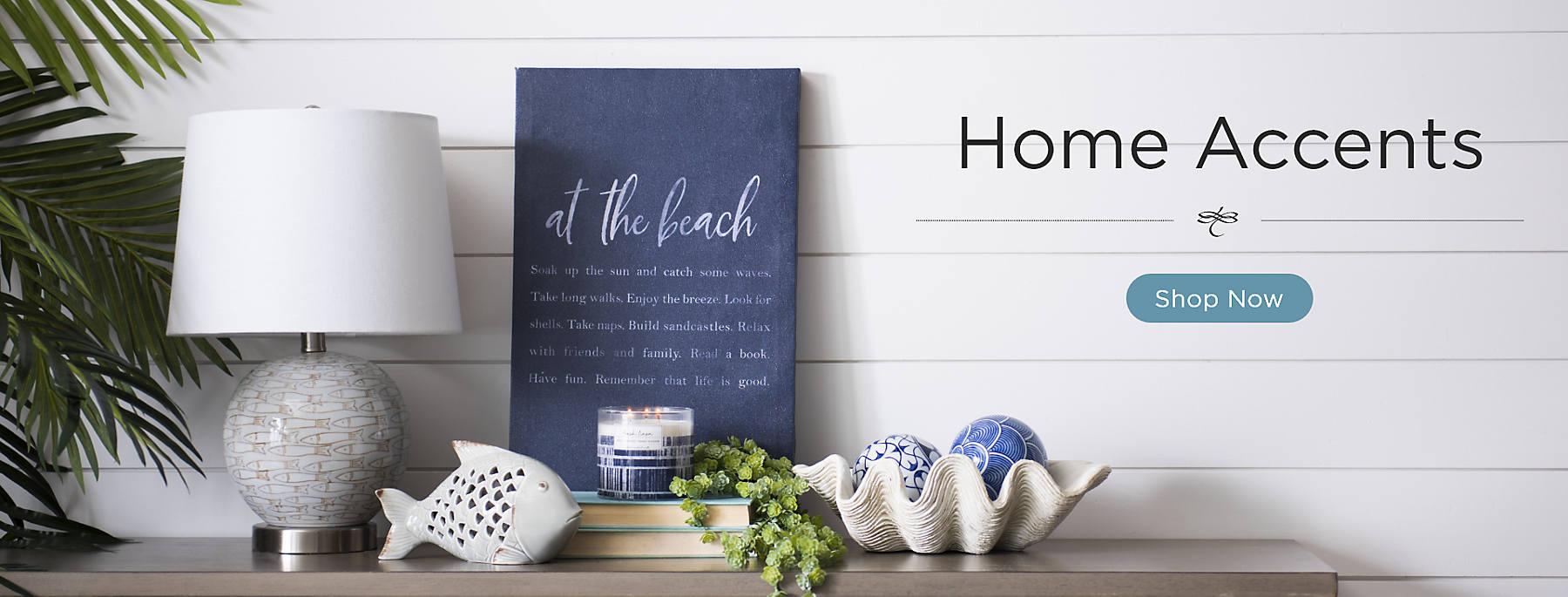 Home Accents Shop Now