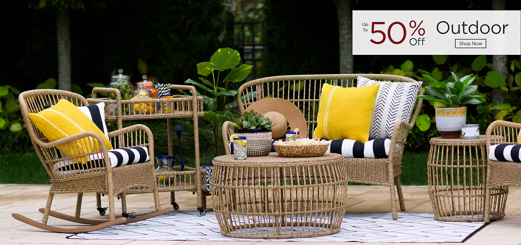 Outdoor Up to 50% Off
