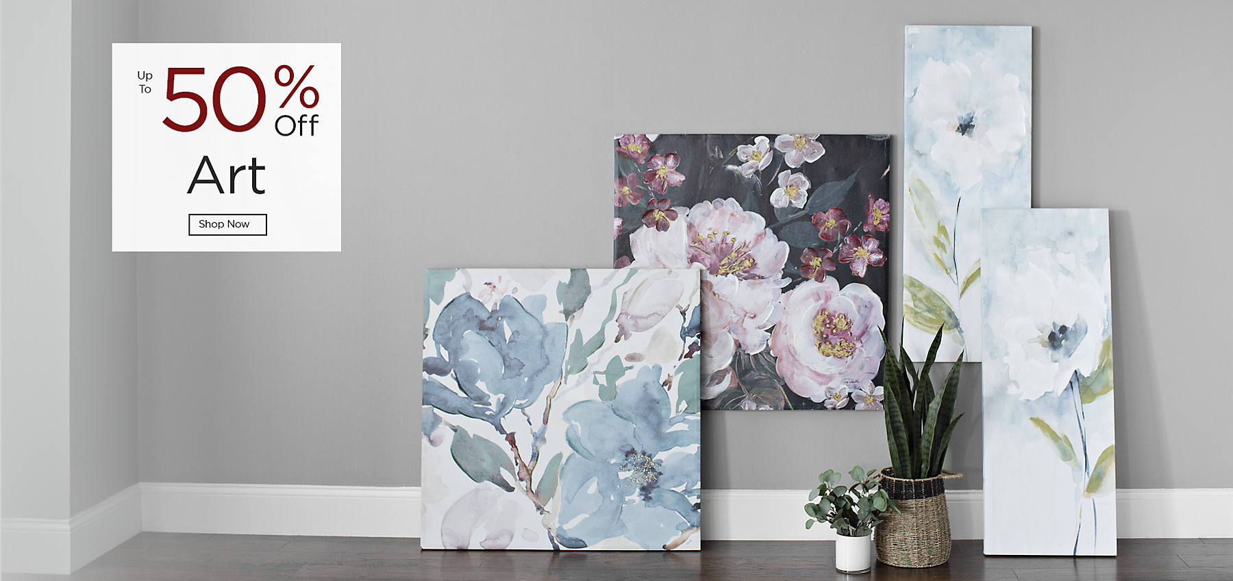 Art Up to 50% Off Shop Now